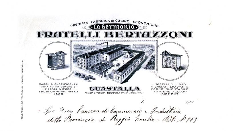 The Bertazzoni guarantee of quality